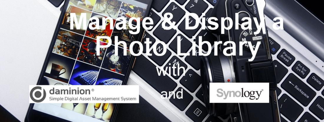 Daminion & Synology Photo Station Integration